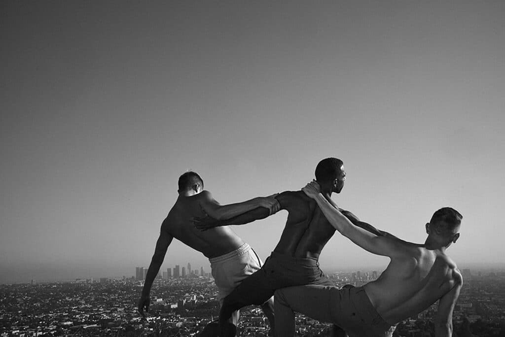 josh rose dancers city scape tainted magazine article